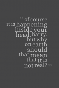 quote from harry potter